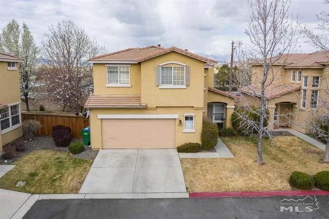 2337 Napoli Drive, Sparks, NV 89434 (MLS #210005195) :: Vaulet Group Real Estate