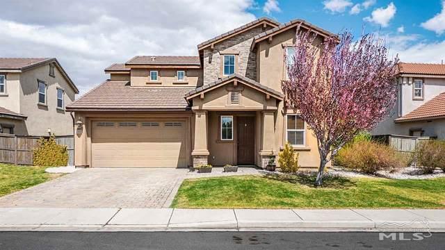2555 Demaris, Sparks, NV 89436 (MLS #210005197) :: Vaulet Group Real Estate
