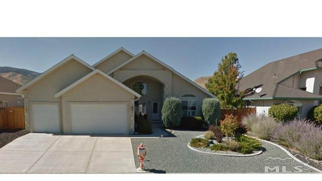 2734 Oak Ridge Dr., Carson City, NV 89703 (MLS #210005199) :: Craig Team Realty