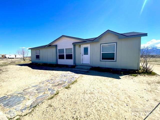 3875 Granite Blvd., Orovada, NV 89452 (MLS #210005203) :: Vaulet Group Real Estate