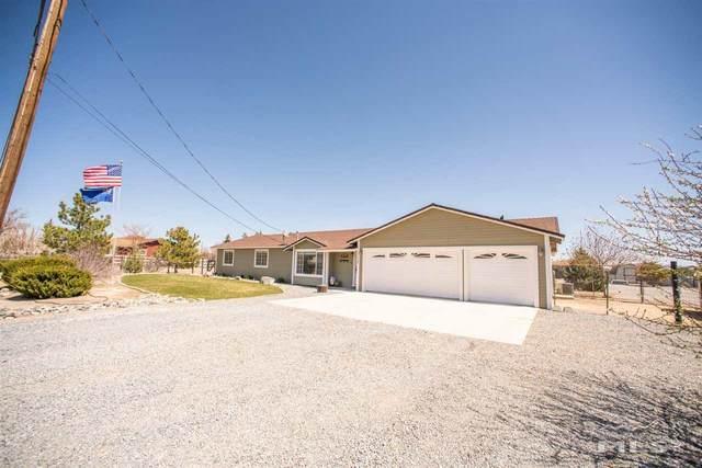 11300 Wagon Ho Lane, Reno, NV 89506 (MLS #210005209) :: Vaulet Group Real Estate