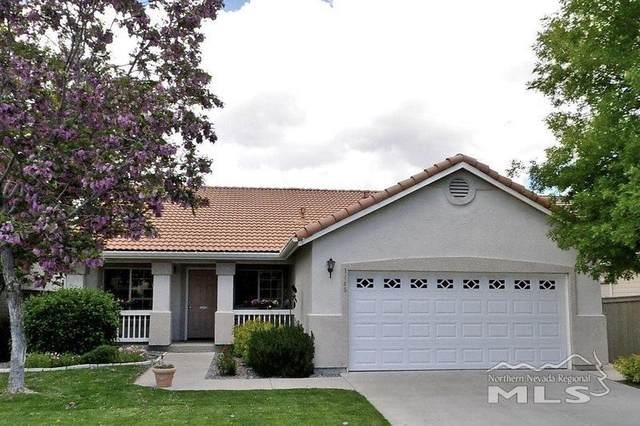 1645 Westmont, Reno, NV 89521 (MLS #210005210) :: Vaulet Group Real Estate