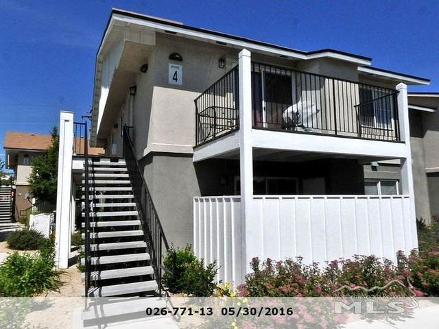 2000 Silverada Blvd #411, Reno, NV 89512 (MLS #210005212) :: Vaulet Group Real Estate