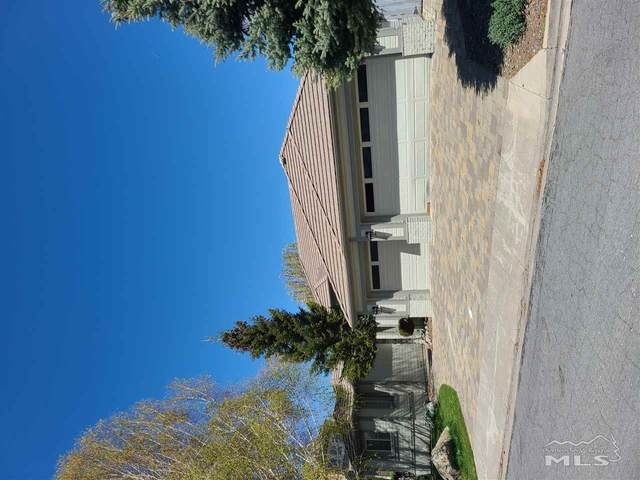 2118 Waterford Place, Carson City, NV 89703 (MLS #210005217) :: Morales Hall Group