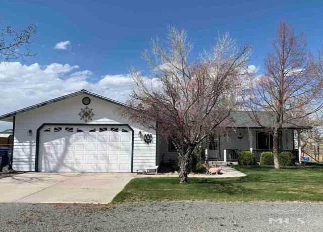 1570 George Ln, Fernley, NV 89408 (MLS #210005225) :: Theresa Nelson Real Estate