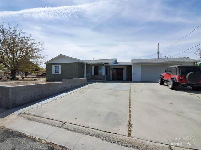 100 Hermansen, Hawthorne, NV 89415 (MLS #210005227) :: NVGemme Real Estate