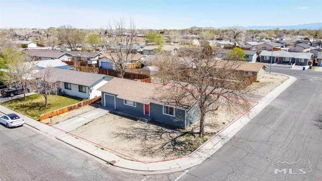 850 Liberty, Fallon, NV 89406 (MLS #210005228) :: NVGemme Real Estate