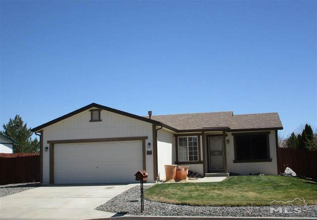 777 Summer Drive, Sun Valley, NV 89433 (MLS #210005237) :: Morales Hall Group