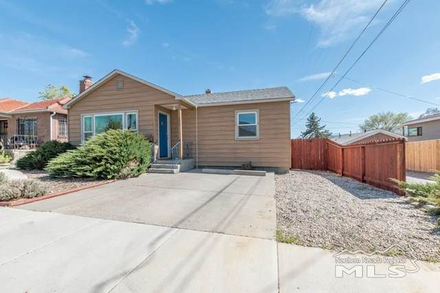 220 Crampton St., Reno, NV 89502 (MLS #210005239) :: NVGemme Real Estate