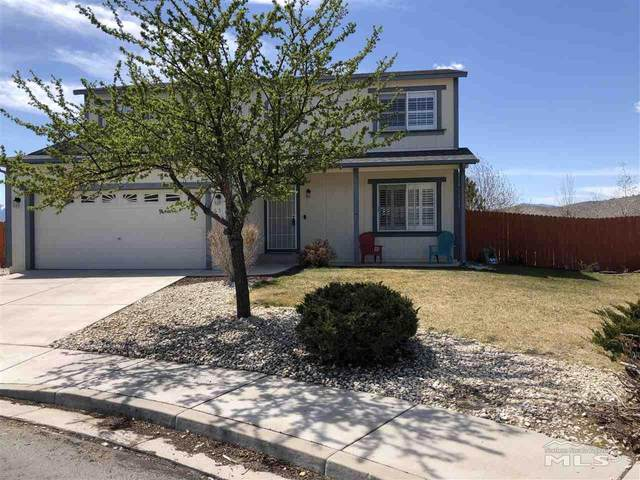 65 Hedge Ct, Reno, NV 89508 (MLS #210005242) :: Morales Hall Group