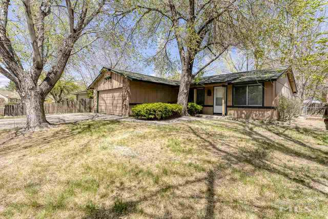 3840 Rio Poco Rd, Reno, NV 89502 (MLS #210005243) :: Craig Team Realty
