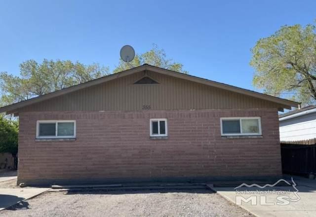355 Burton St, Carson City, NV 89706 (MLS #210005245) :: NVGemme Real Estate