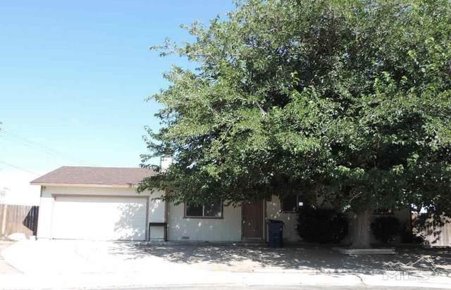 752 Earth  Cir, Fernley, NV 89408 (MLS #210005247) :: NVGemme Real Estate