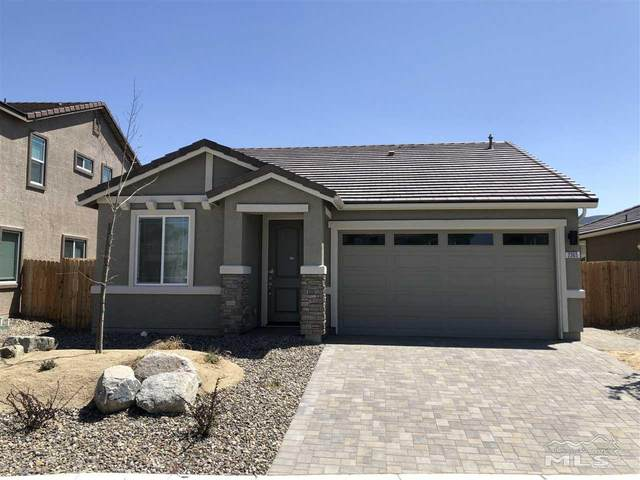 2365 Soprano Drive Nv, Reno, NV 89521 (MLS #210005248) :: NVGemme Real Estate