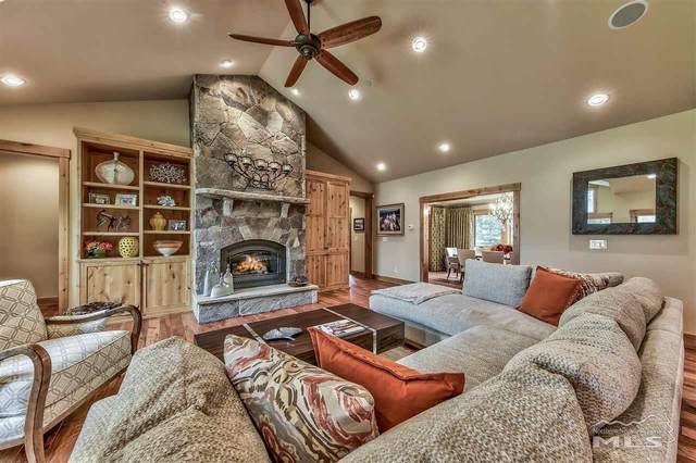 855 College Dr, Incline Village, NV 89451 (MLS #210005250) :: The Mike Wood Team