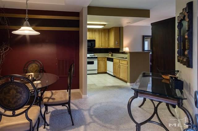 900 South Meadows Parkway #2712, Reno, NV 89521 (MLS #210005254) :: Morales Hall Group