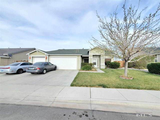 384 Cook Way, Fernley, NV 89408 (MLS #210005256) :: Craig Team Realty