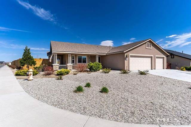 190 Snake River Way, Dayton, NV 89403 (MLS #210005261) :: Morales Hall Group