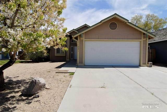 1041 Deena Way, Fallon, NV 89406 (MLS #210005263) :: NVGemme Real Estate