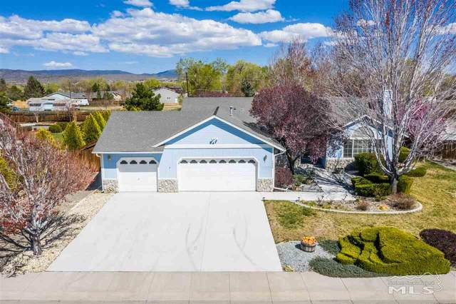 2635 Fawn Fescue Ct, Minden, NV 89423 (MLS #210005266) :: Vaulet Group Real Estate