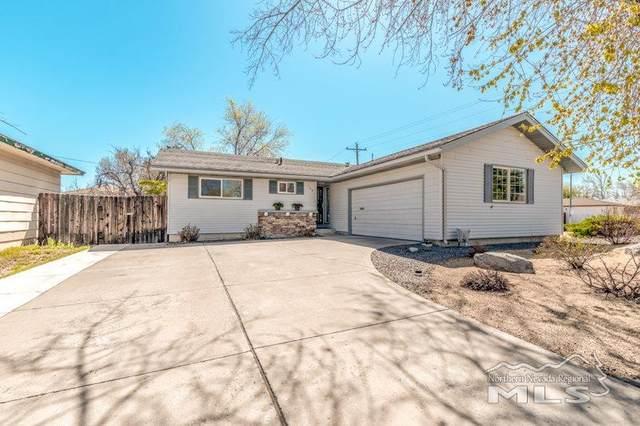 700 Ibis, Reno, NV 89503 (MLS #210005269) :: NVGemme Real Estate