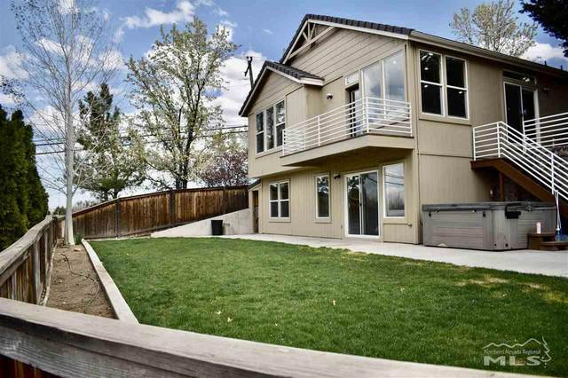 601 Caughlin Glen, Reno, NV 89519 (MLS #210005271) :: Morales Hall Group