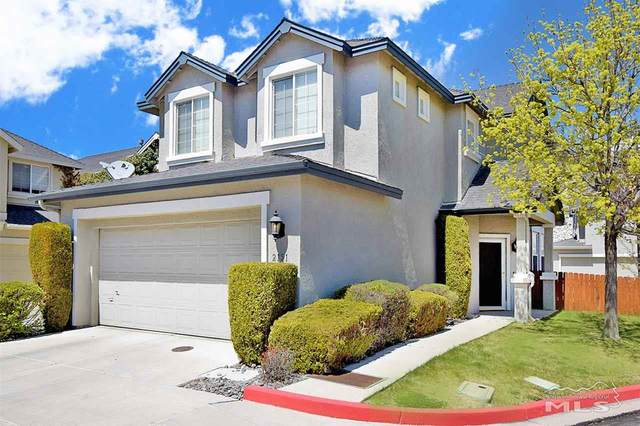 2151 Soldier Pass Court, Reno, NV 89523 (MLS #210005272) :: Morales Hall Group