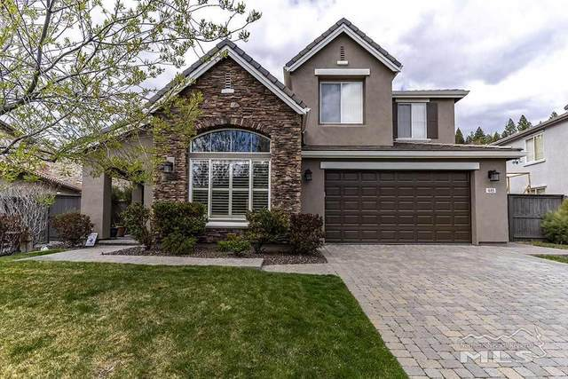 445 Avalon Terrace Ct, Reno, NV 89523 (MLS #210005275) :: Morales Hall Group