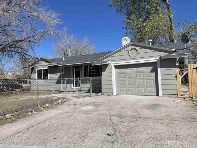 990 Silverada, Reno, NV 89512 (MLS #210005278) :: Craig Team Realty
