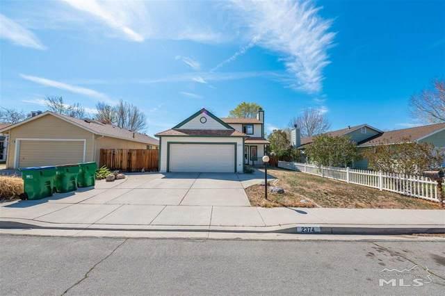 2374 Blue Haven Lane, Carson City, NV 89701 (MLS #210005290) :: NVGemme Real Estate