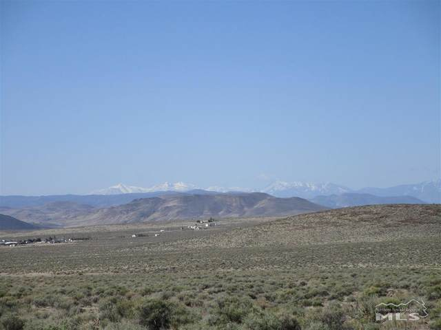 00 Boyer, Stagecoach, NV 89429 (MLS #210005292) :: NVGemme Real Estate