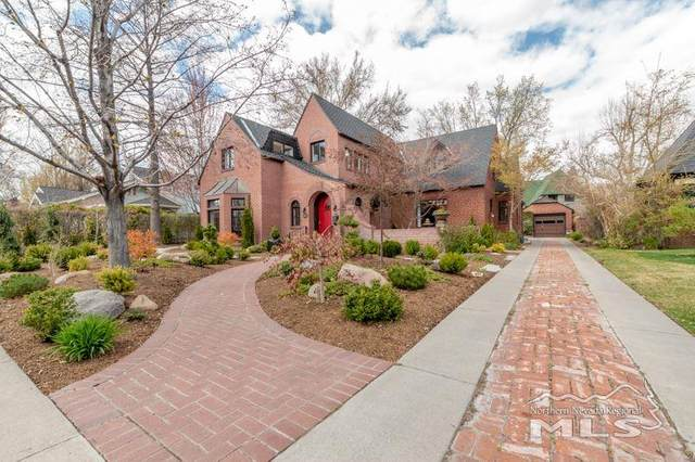 581 Ridge Street, Reno, NV 89501 (MLS #210005296) :: Morales Hall Group