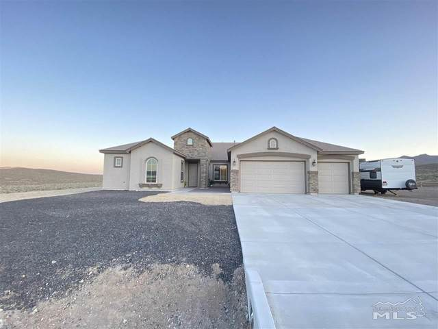 793 Seabiscuit Drive, Fernley, NV 89408 (MLS #210005297) :: Craig Team Realty