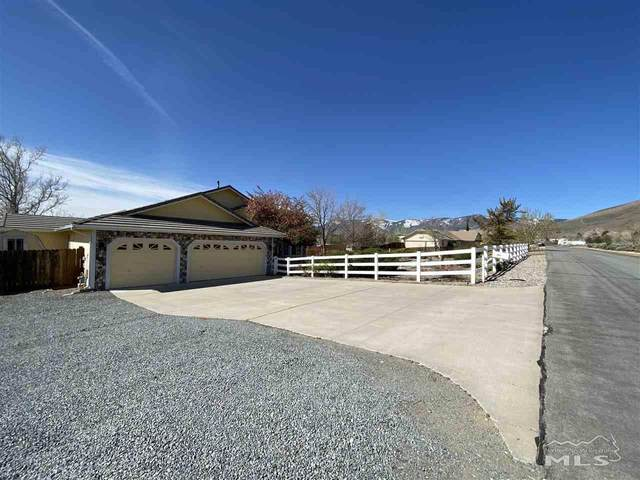 2175 Kelvin Rd., Carson City, NV 89706 (MLS #210005298) :: Craig Team Realty