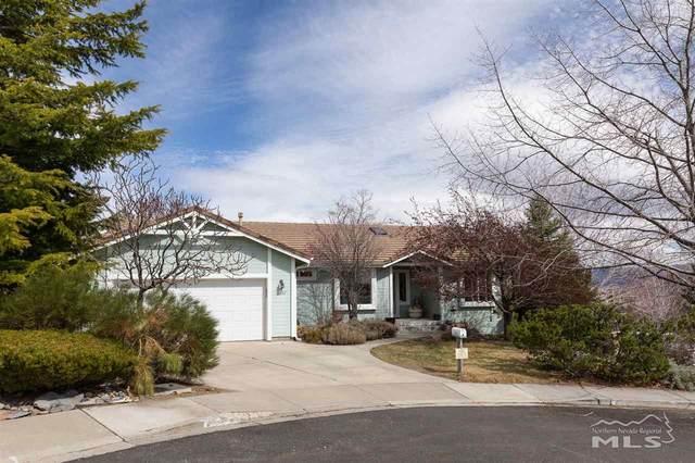 2267 Ridgeview Drive, Reno, NV 89519 (MLS #210005306) :: Theresa Nelson Real Estate