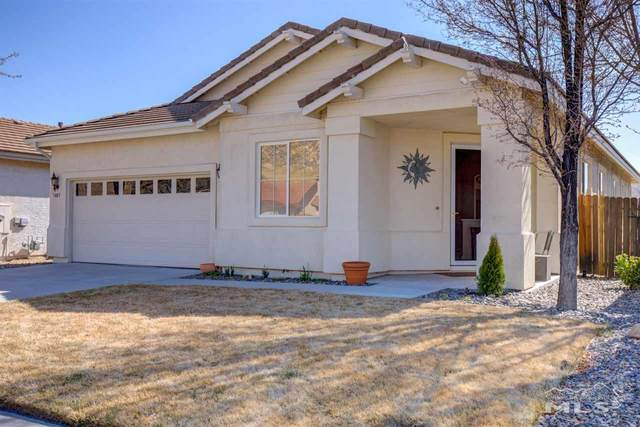 3483 Long Drive, Minden, NV 89423 (MLS #210005310) :: Theresa Nelson Real Estate