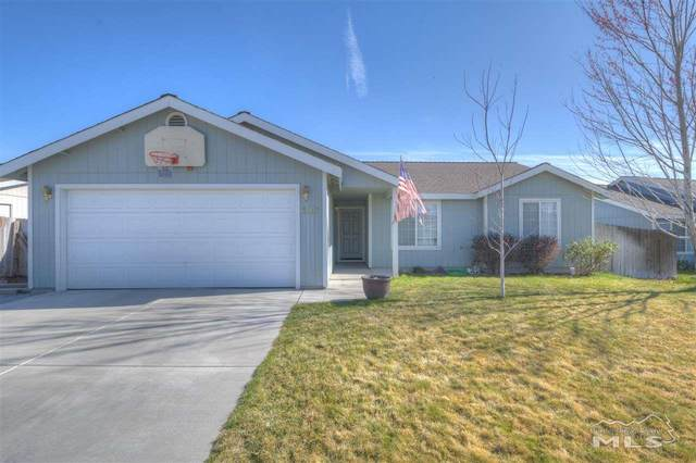 1667 Round Up, Fernley, NV 89408 (MLS #210005317) :: Craig Team Realty