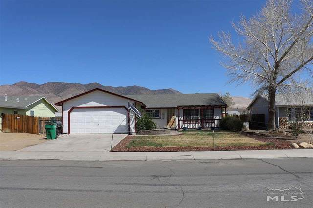 212 Gordon Lane, Dayton, NV 89403 (MLS #210005328) :: NVGemme Real Estate