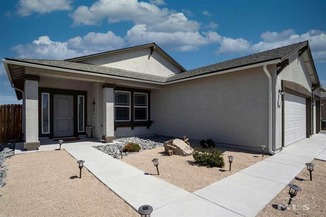 176 Walnut Dr, Fernley, NV 89408 (MLS #210005332) :: Theresa Nelson Real Estate