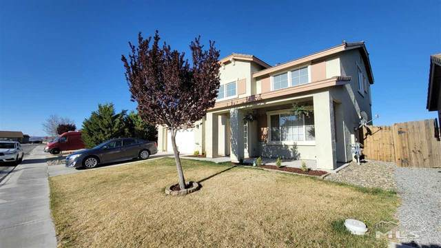 1759 Walnut Drive, Fernley, NV 89408 (MLS #210005333) :: Craig Team Realty