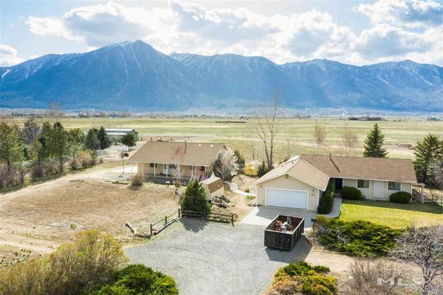 1017 Country Ln, Gardnerville, NV 89460 (MLS #210005347) :: Craig Team Realty