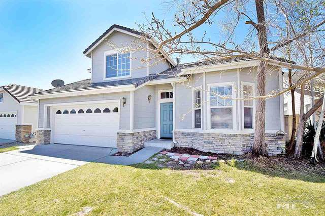 1650 Westmont Ln, Reno, NV 89521 (MLS #210005349) :: Craig Team Realty