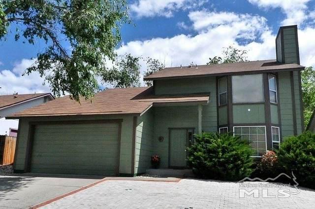 1850 Peavine Drive, Reno, NV 89503 (MLS #210005358) :: Chase International Real Estate