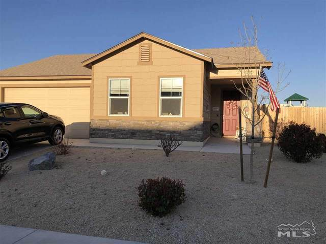 611 White Eagle Lane #611, Fernley, NV 89408 (MLS #210005361) :: Craig Team Realty