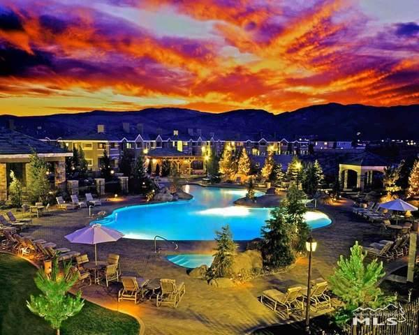 900 South Meadows Pkwy #1524, Reno, NV 89521 (MLS #210005362) :: Craig Team Realty