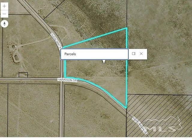 10 acres Harrison Dr, Elko, NV 89833 (MLS #210005367) :: Craig Team Realty