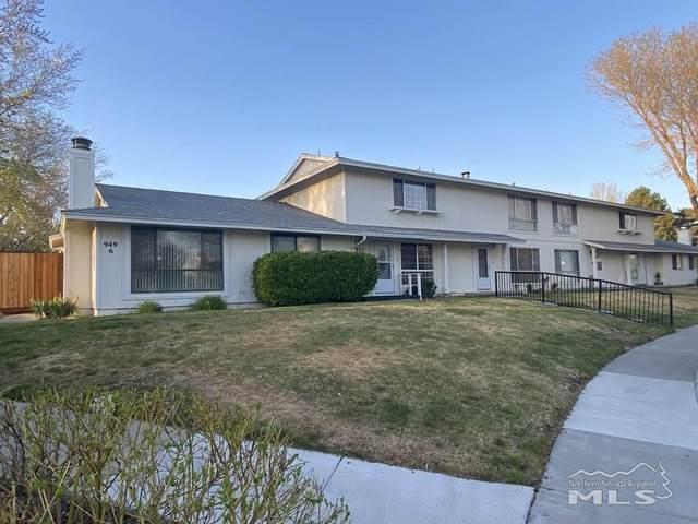 949 Crestwood Drive #5, Sparks, NV 89434 (MLS #210005375) :: Craig Team Realty