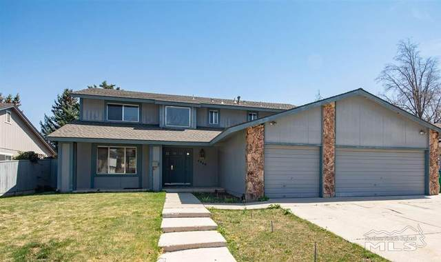 4860 Warren Way, Reno, NV 89509 (MLS #210005376) :: Craig Team Realty