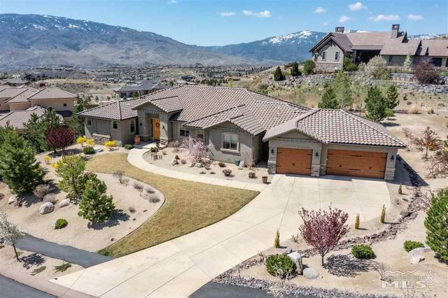 2575 Painted River Trail, Reno, NV 89523 (MLS #210005382) :: Craig Team Realty
