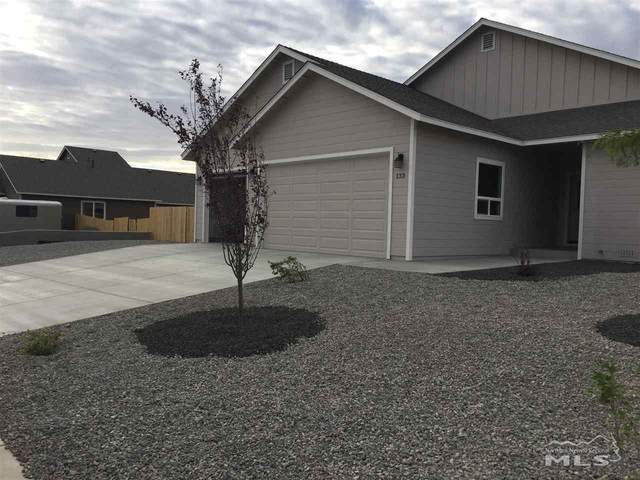 133 Cambridge Dr, Dayton, NV 89403 (MLS #210005384) :: NVGemme Real Estate